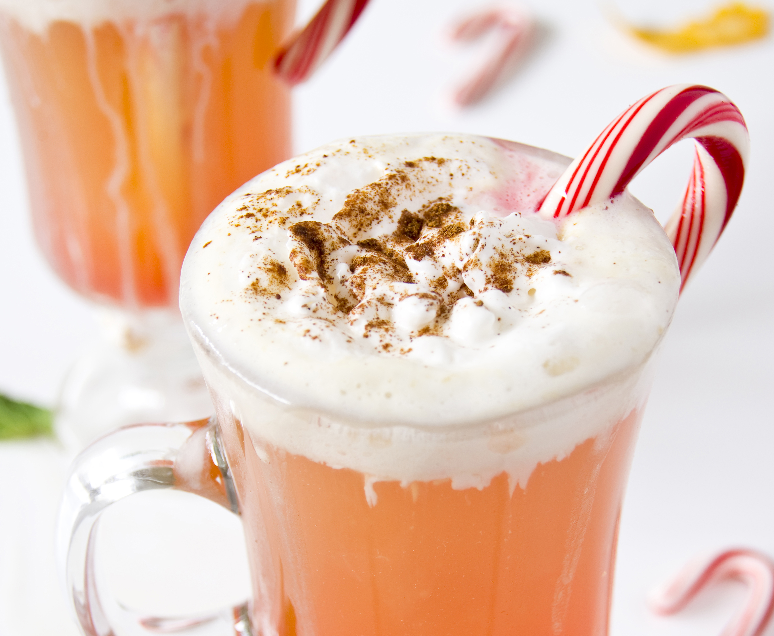 Hot Whiskey Apple Cider Winter