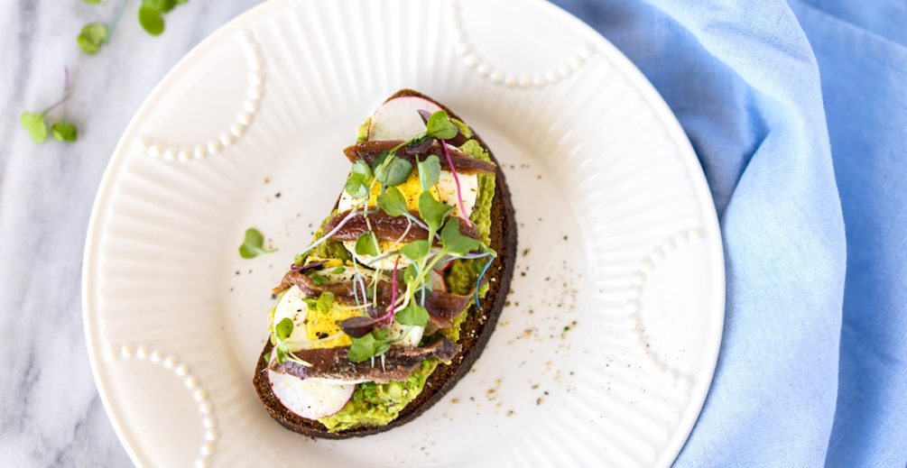 Healthy Avocado Toast for Quick Breakfast