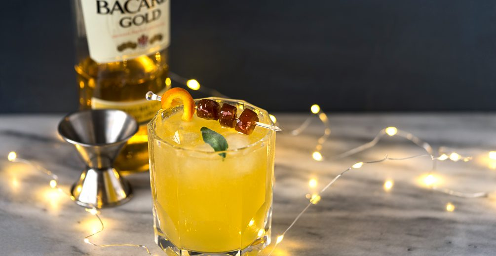 Ginger Cocktail Recipe
